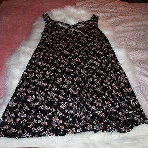 American Eagle Outfitters Dresses - American Eagle flower sun dress